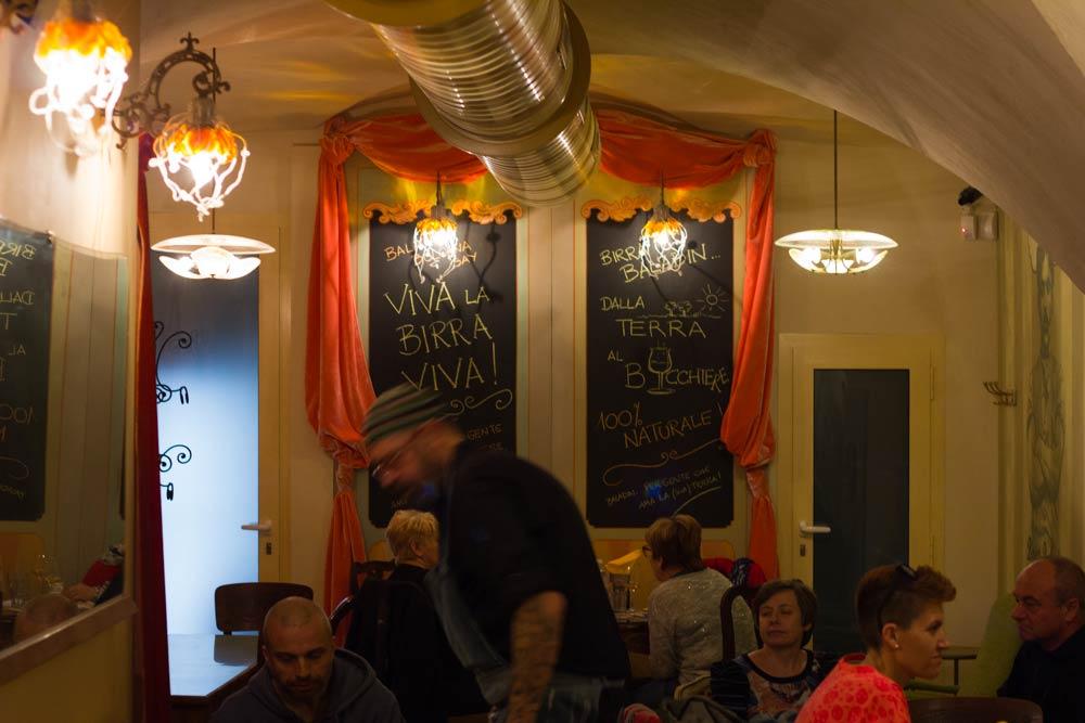 Mercato di Mezzo Bologna - Baladin beer pub