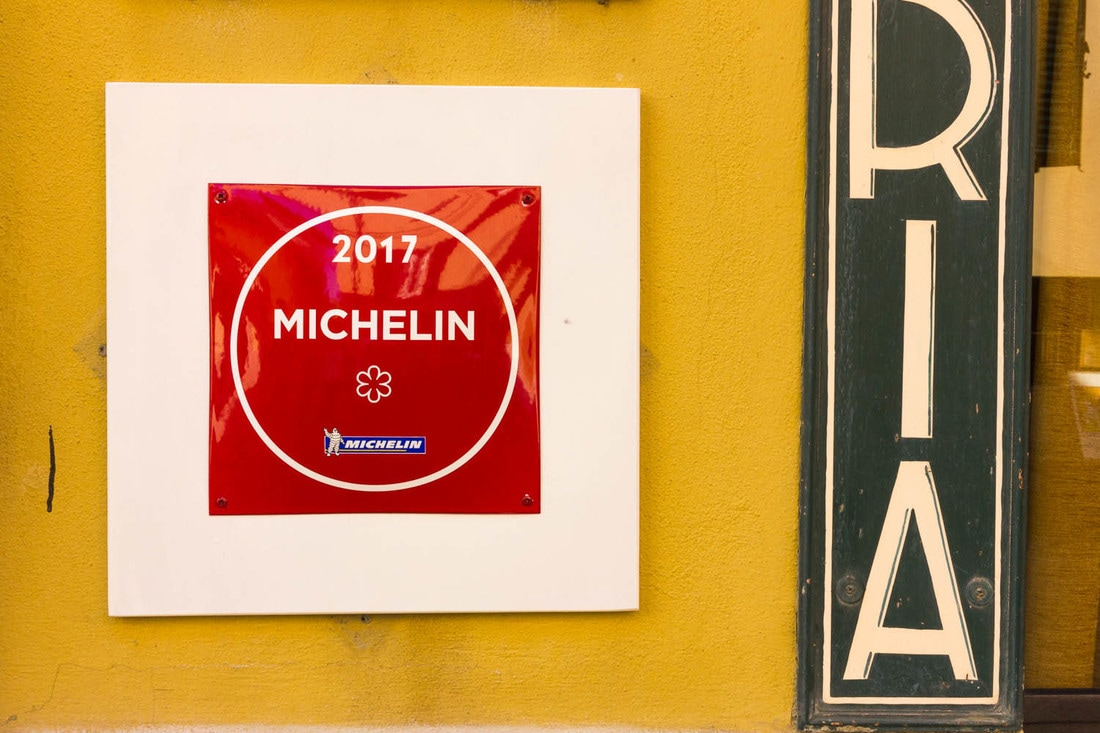 Best Michelin restaurant Bologna