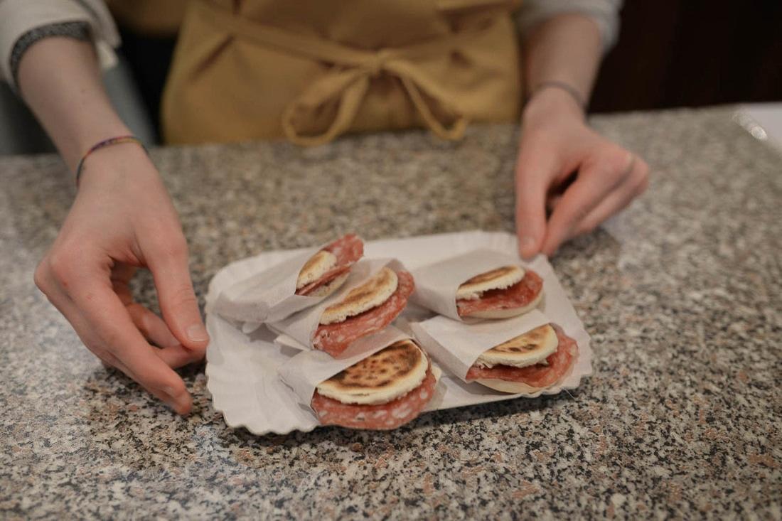 Modena Food Tour - Tigelle