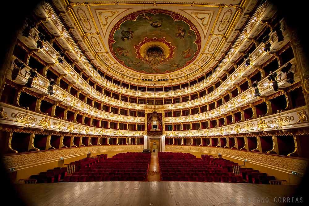 Parma - Regio Theatre