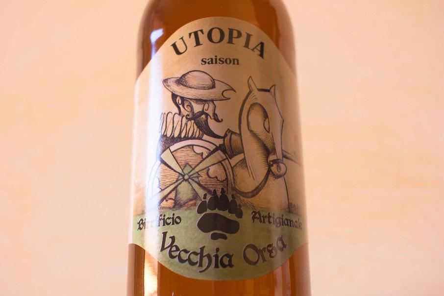 Craft beer Bologna - Vecchia Orsa microbrewery