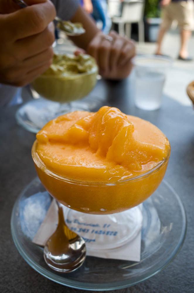 Melon Granita - Gran Cafè Solaire Acitrezza