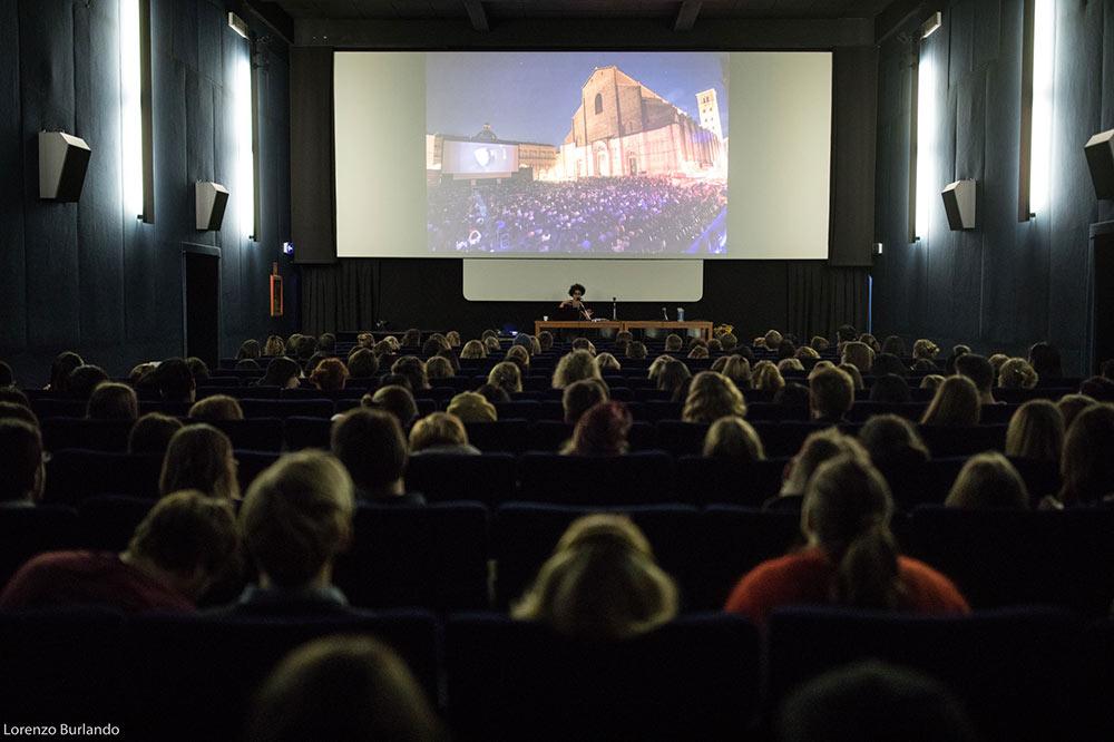 Travel solo in Bologna: Cineteca