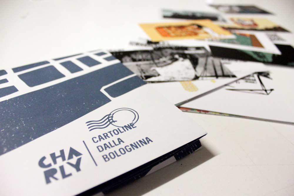 Bologna souvenirs - Cartoline dalla bolognina postcards