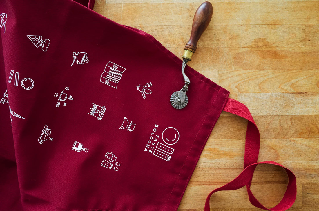 Bologna Cooking Apron