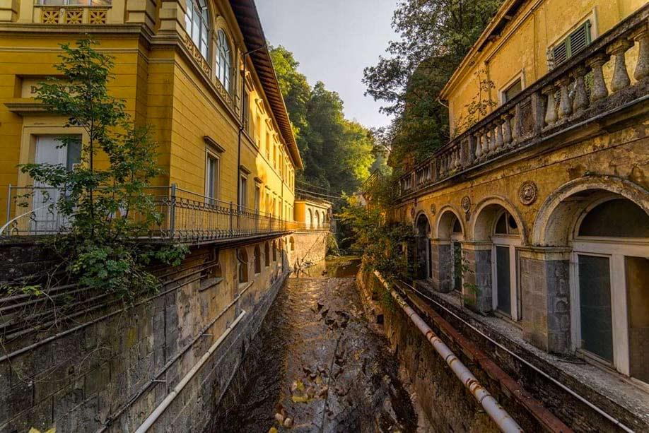 Thermal baths Emilia Romagna - Porretta Terme