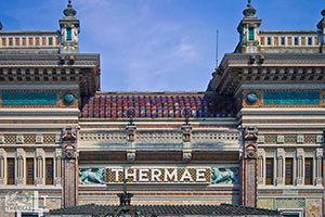 Thermal bath in Bologna