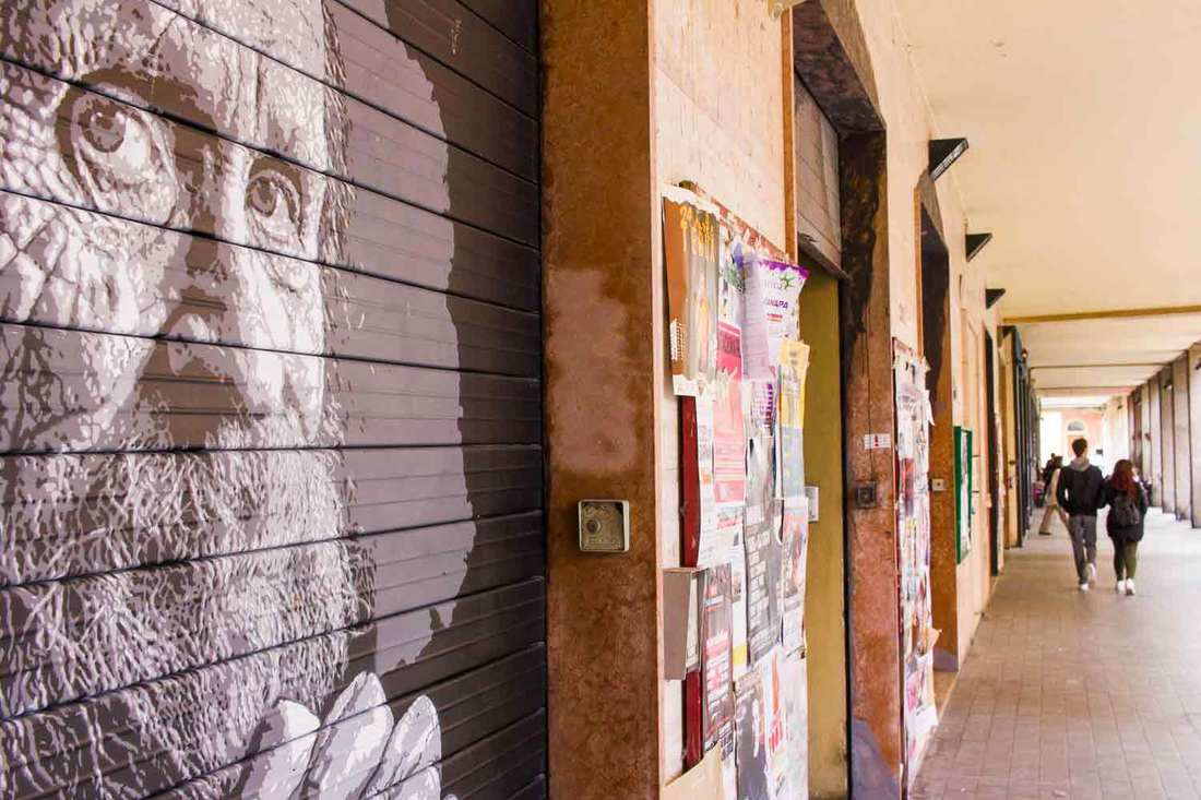 Travel suggestion from Bologna - Via del Pratello