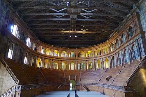Visit Parma - Teatro Farnese Pilotta