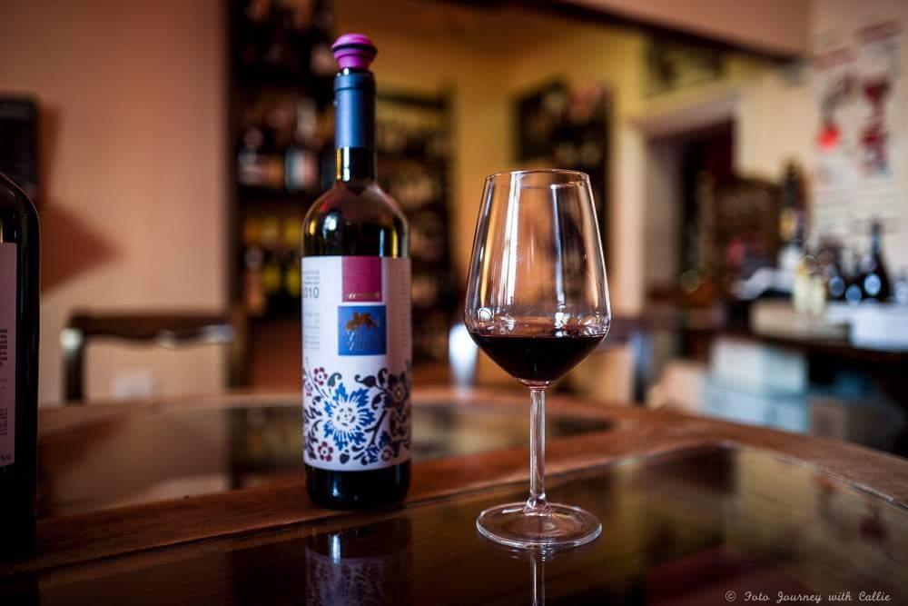 Drink wine in Bologna - Medulla vini