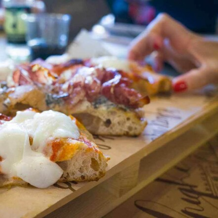 PIZZA AND GELATO FOOD TOUR