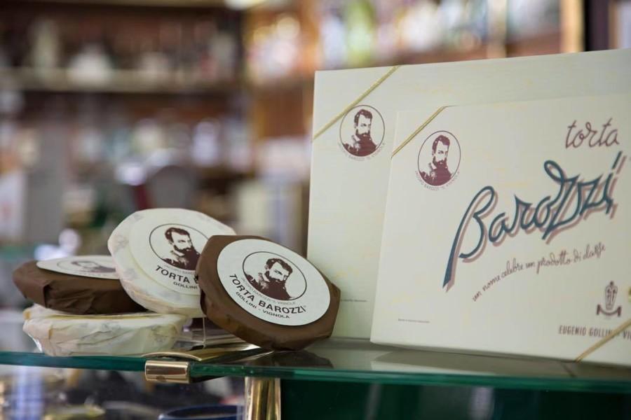 Torta Barozzi The Secret Black Cake From Modena Taste Bologna